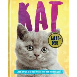 Kat: Alt hvad du bør vide om dit kæledyr!