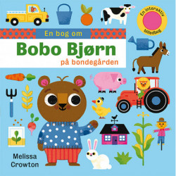 En bog om: Bobo Bjørn på bondegården