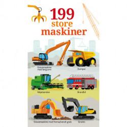 199 store maskiner