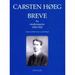 Breve: fra studierejserne 1920-1922