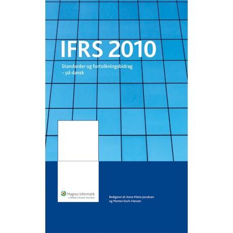IFRS 2010: standarder og fortolkningsbidrag på dansk