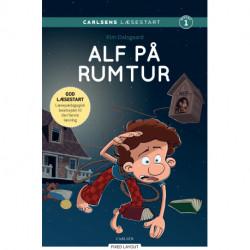 Carlsens Læsestart: Alf på rumtur