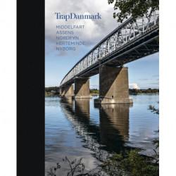 Trap Danmark: Middelfart, Assens, Nordfyn, Kerteminde, Nyborg: Trap Danmark. 6. udgave, bind 18