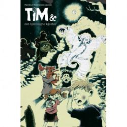 Tim og det hjemsøgte kloster: Tim bøgerne