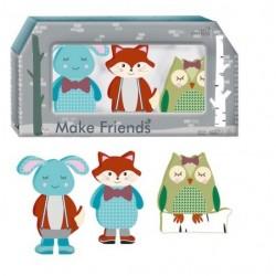 Make Sweet Friends: Forest Friends