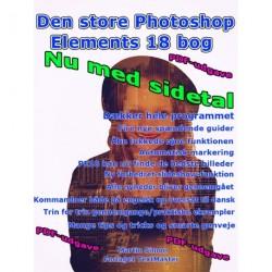 Den store Photoshop Elements 18 bog