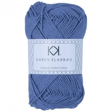 8/4 Lavender - KK Color Cotton økologisk bomuldsgarn fra Karen Klarbæk