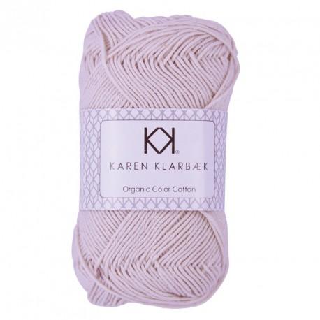 8/4 Nude - KK Color Cotton økologisk bomuldsgarn fra Karen Klarbæk