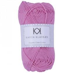 8/4 Light Pink - KK Color Cotton økologisk bomuldsgarn fra Karen Klarbæk