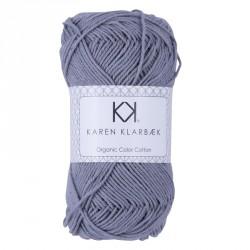 8/4 Medium Grey - KK Color Cotton økologisk bomuldsgarn fra Karen Klarbæk
