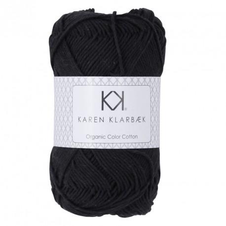 8/4 Night Shadow - KK Color Cotton økologisk bomuldsgarn fra Karen Klarbæk