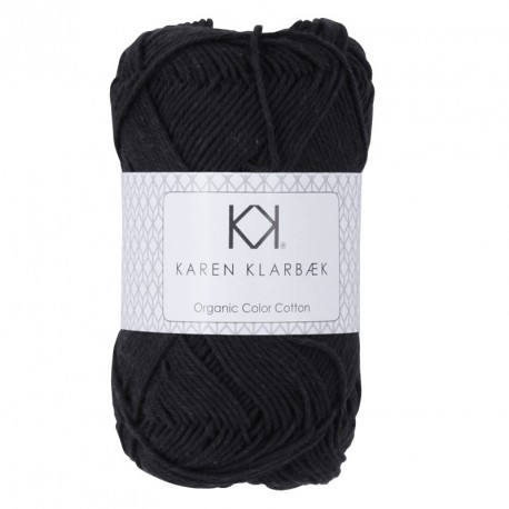 8/4 Night Shadow - KK Color Cotton økologisk bomuldsgarn fra Karen Klarbæk