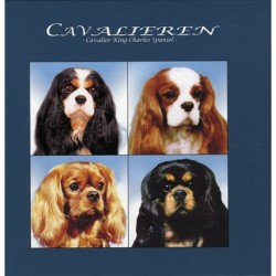 Cavalieren: den første bog om Cavalier King Charles spaniel på dansk