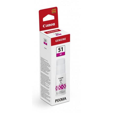 Canon GI-51 M Magenta Ink Bottle (4547C001)
