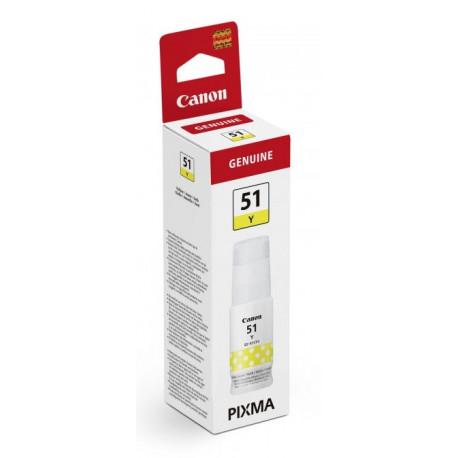 Canon GI-51 Y Yellow Ink Bottle (4548C001)