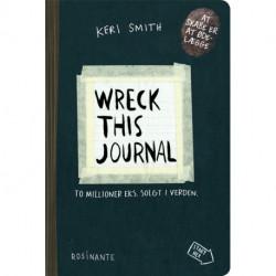 Wreck This Journal: at skabe er at ødelægge