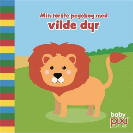 Min første pegebog med vilde dyr: Baby Pixi®