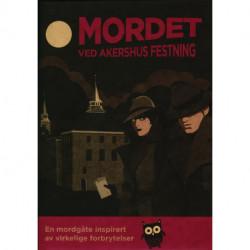 Mordet ved Akershus Festning (Oslo): Solve A Mystery - Oppleve Oslo sammen (Norsk version)