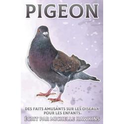Pigeon: Des faits amusants sur les oiseaux pour les enfants -25