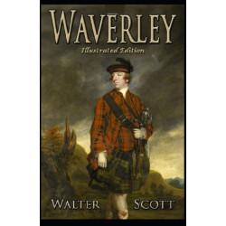 Waverley( illustrated edition)