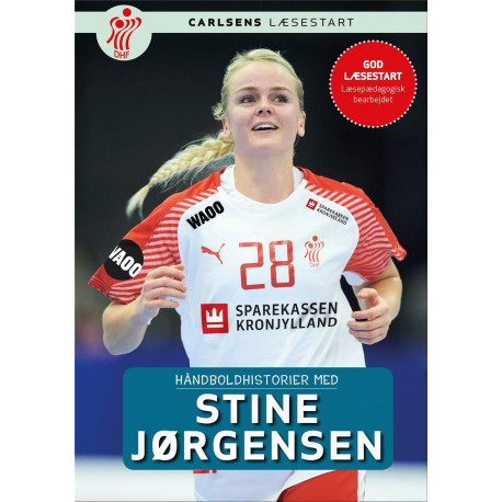 Håndboldhistorier - med Stine Jørgensen