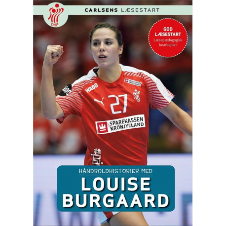 Håndboldhistorier - med Louise Burgaard