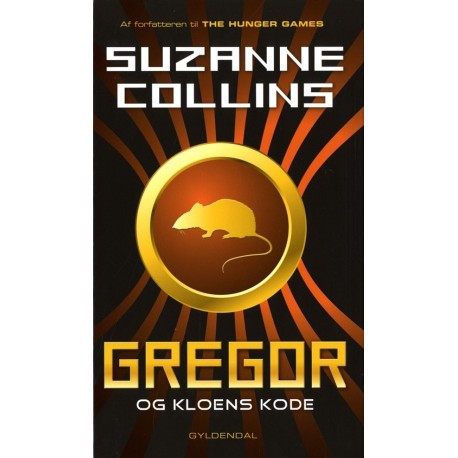Gregor og kloens kode - [RODEKASSE/DEFEKT]