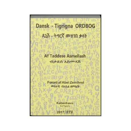 Dansk - tigrigna ordbog