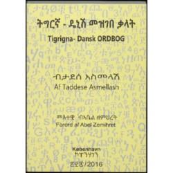 Tigrigna - dansk ordbog