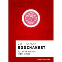 Rodchakret - det 1. chakra
