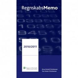 Regnskabsmemo: håndbog for praktikere (2010/2011 (3. i.e. 4. udgave))