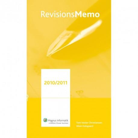 Revisionsmemo: håndbog for praktikere (2010/2011 (4. udgave))