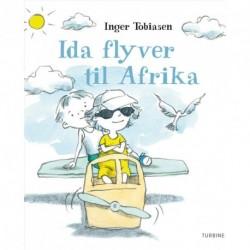 Ida flyver til Afrika