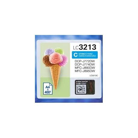 LC3213C ink cartridge HC Cyan