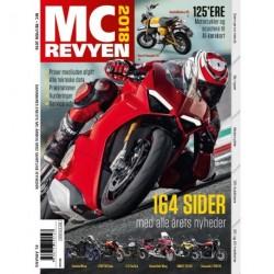 MC Revyen 2018