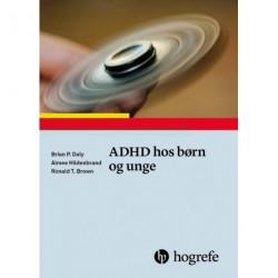 ADHD hos børn og unge