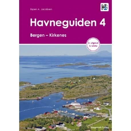Havneguiden 4: Bergen - Kirkenes, 2. udgave