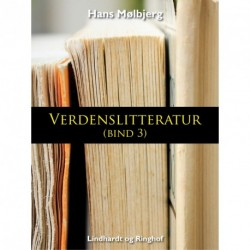 Verdenslitteratur (bind 3)