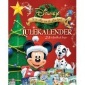 Disney Julekalender 2018: Julekalender med 24 indpakkede Disney bøger