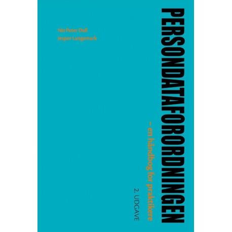 Persondataforordningen: en håndbog for praktikere