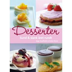 Desserter - sund & slank året rundt
