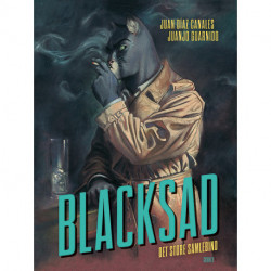 Blacksad – Det store samlebind