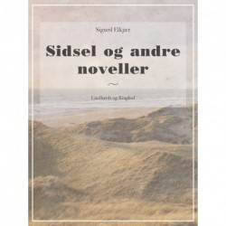 Sidsel og andre noveller