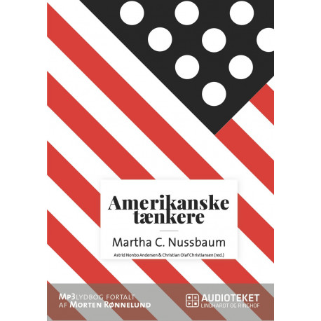 Amerikanske tænkere - Martha C. Nussbaum