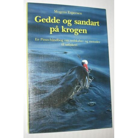 Gedde og sandart på krogen - en Pinus-håndbog om redskaber og metoder til søfiskeri
