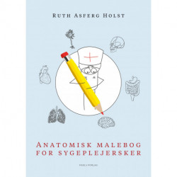 Anatomisk malebog for sygeplejersker