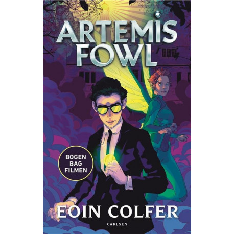 Artemis Fowl (1) - Artemis Fowl