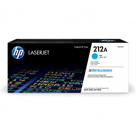 HP 212A Cyan LaserJet Toner Cartridge 4,5K (W2121A)