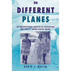 On Different Planes: An Organizational Analysis of Cooperation and Conflict Among Airline Unions