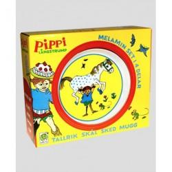 Pippi, Gavesæt med 4 dele
